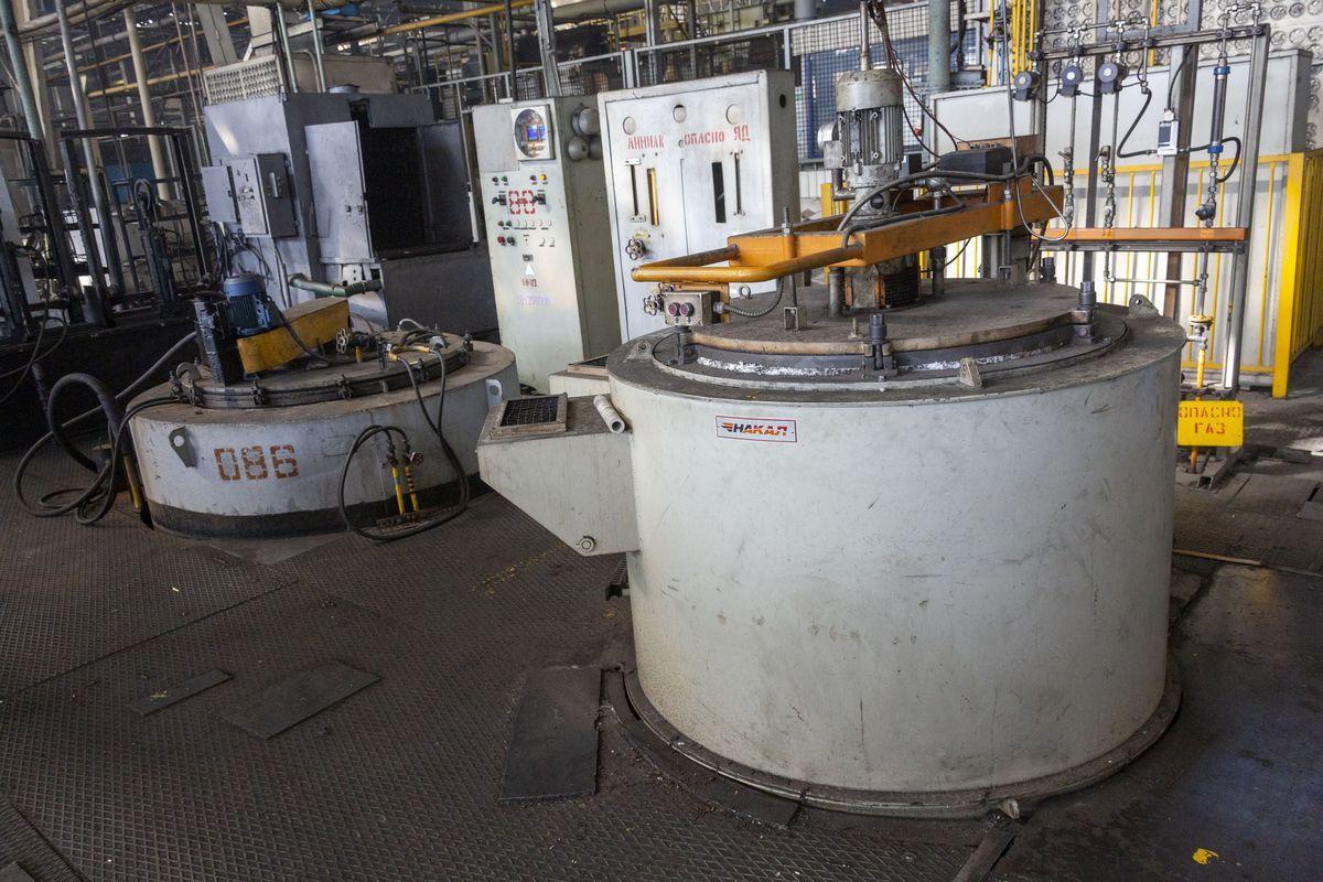 На заводе двигателей «КАМАЗа» восстановили шахтную электропечь