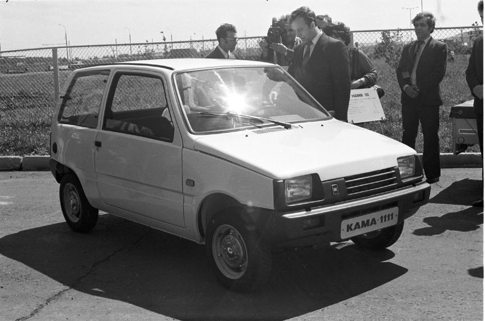 История автомобилестроения СССР: с чем связано появление «Оки»