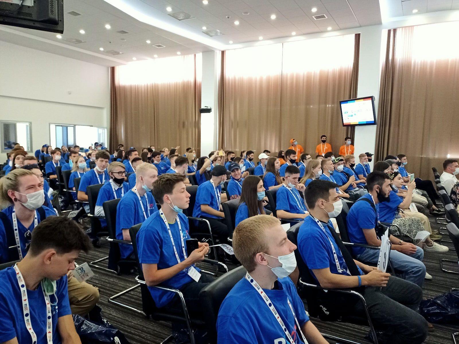 VII Всероссийский форум «PROFдвижение» стартовал в Набережных Челнах