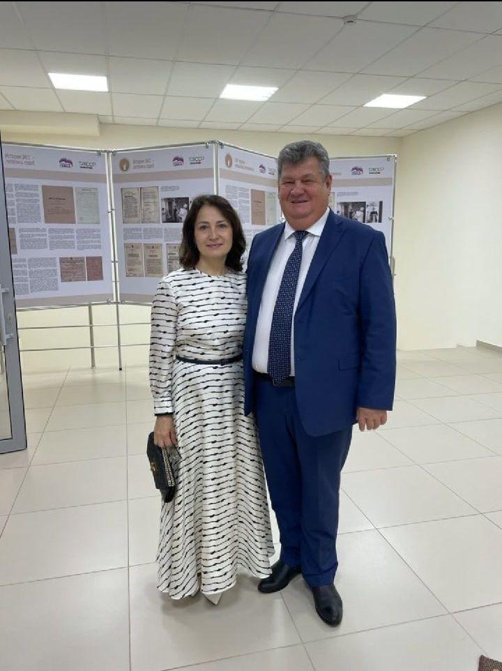 Образцовую семью из Челнов пригласили на прием к президенту Татарстана