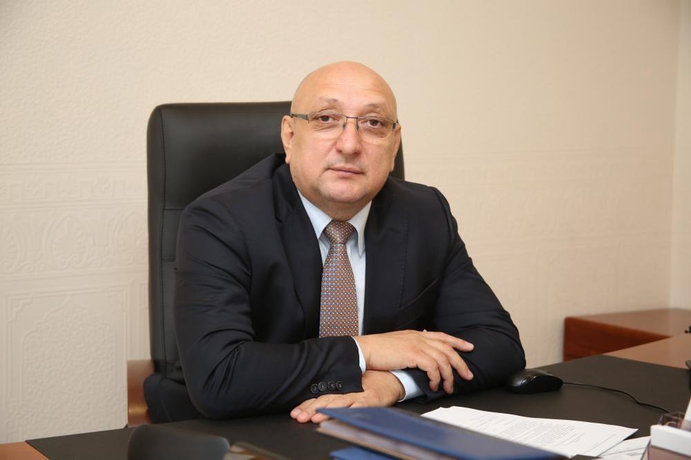 Глава «ДААЗа» удостоен звания «Почетный машиностроитель»