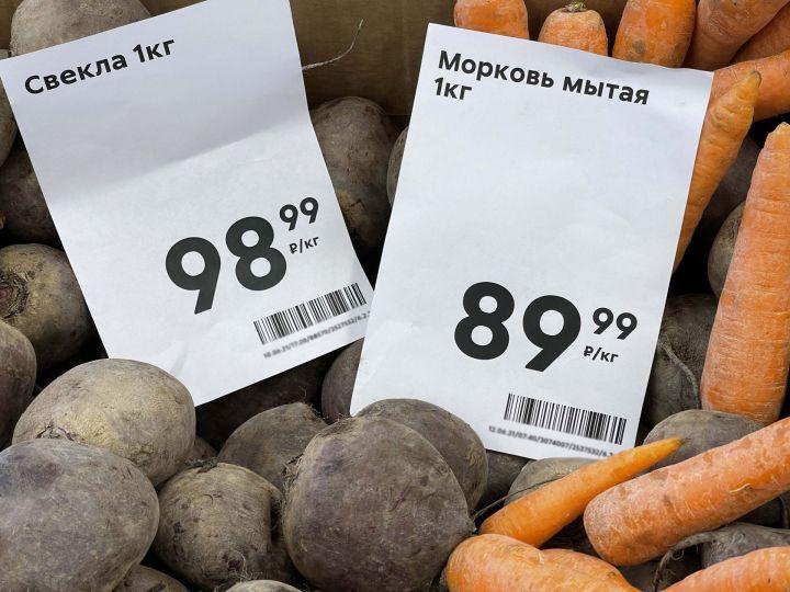 Ритейлеры и фермеры назвали причины подорожания овощей