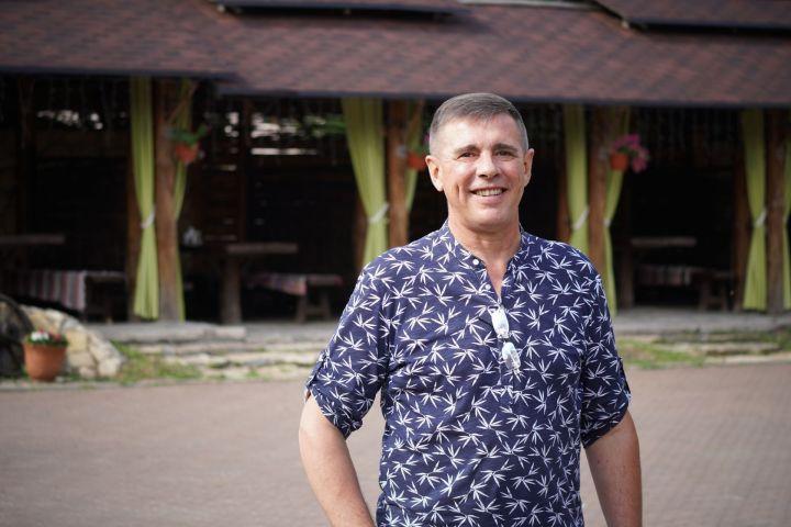 Известный кулинарный блогер Воллоха проводит фестиваль еды в Татарстане