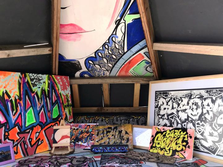 «Граффити - это не просто пачкать стенки»: в Челнах прошел фестиваль уличного арта