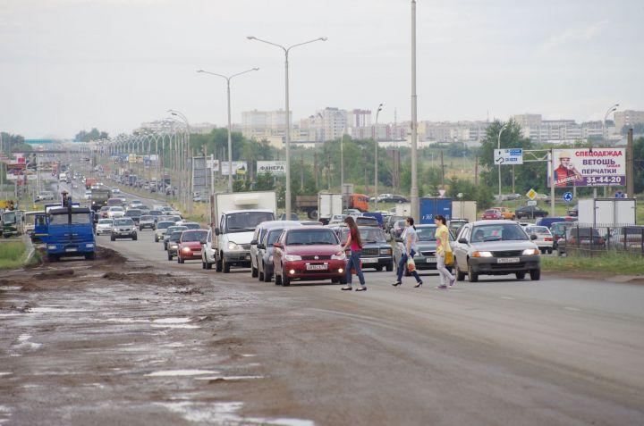 Строительство трассы в обход Нижнекамска и Набережных Челнов может начаться уже в этом году