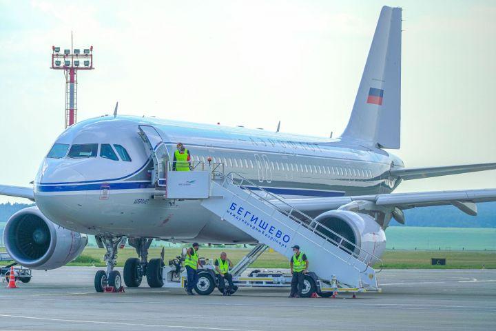Авиаперевозчики запросили разрешение летать из Татарстана на курорты Египта более 30 раз в неделю