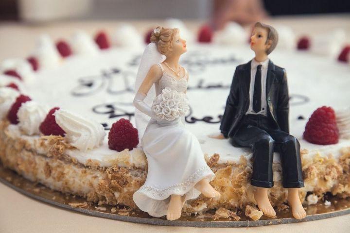 В Набережных Челнах свадебный бум: бракосочетаний больше, чем разводов