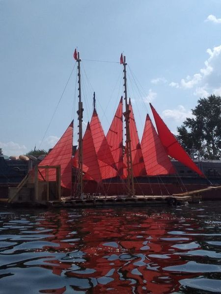 Гриновские «Алые паруса» нашли свою пристань в Набережных Челнах