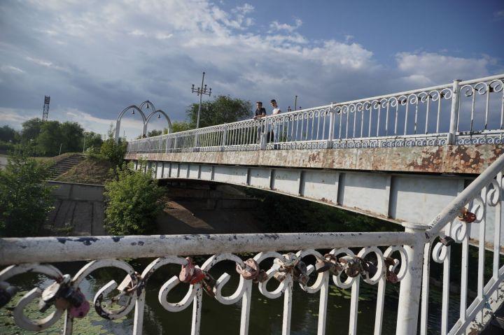 Уникальный колокольный мост разрушается, а мог стать фишкой Челнов